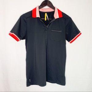 🦩2/$25 Lolë / Button Down Polo Shirt
